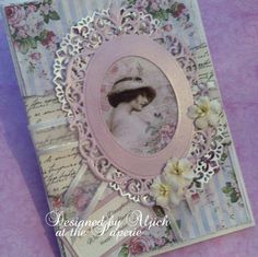 Birthday Card Daughter, Granddaughter, Wife, Mum, Sister, Mother's Day,  Personalized, Handmade by thelavenderblue on Etsy