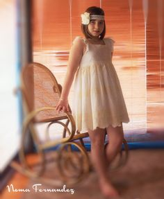 Vestido lencero ref05