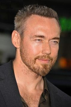 Kevin Durand.  So hot, even Leti and I agree.