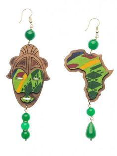 AFRICA GRANDE VERDE - Lebole Gioielli Shop #jewelry #covetme