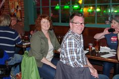 Caught on camera at Georgetown Brewing dinner at The Swiss Restaurant and Pub in Tacoma, Washington