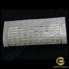 Clutch purse - gold color with rhinestones and mirrors Handbag Online, Purses Online, Clutch Purse, Usa, Color, Design, Colour, U.s. States