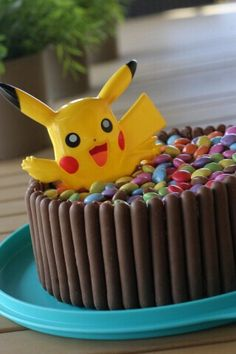 #Cake 2,Cake 2,cake,smarties,food,pokemon