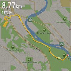 My longest walk/hike to date!  #myyeartogetstrong