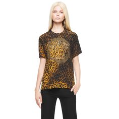 Bold animalier. Discover more about the #Versace Pre-Fall 2015 collection on versace.com