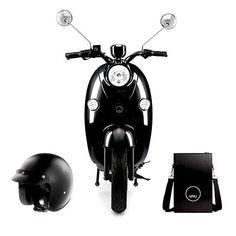 2000 W Electric Scooter by unu | MONOQI #bestofdesign