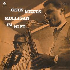 Getz Meets Mulligan in Hi-Fi 101 DISTRIBUTION