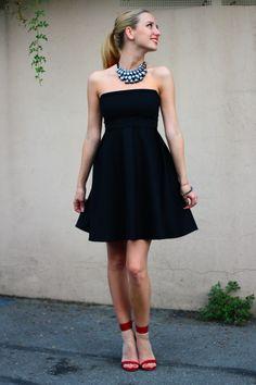 #littleblackdress One Shoulder, Shoulder Dress, Formal Dresses, Fun, Collection, Fashion, Princesses, Dresses For Formal, Moda