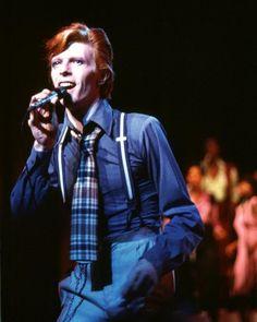 """yourschemeofthings: """" David Bowie, 1974. """""""