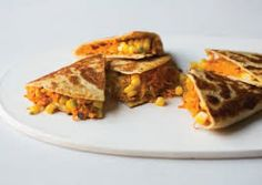Here is a yummy MEATLESS MONDAY Quesadilla recipe made from sweet potato and corn.  A delicious way to lose weight and eat healthy.  Be sure to read my Time Saver, How to Make It Healthier and Shortcut tips.  https://www.facebook.com/pages/Hunt-for-Hope-Wellness/596058973738870