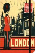 travel notebook   I<3 London!!!