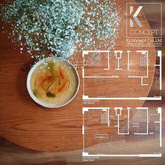 Kconcept Interior Design - Hóa giải bất hợp lý của căn hộ giao thô Concept, Canning, Interior Design, Nest Design, Home Interior Design, Interior Designing, Home Decor, Home Canning, Interiors