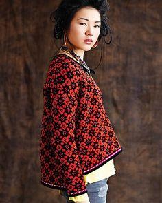 Ravelry: #18 Boxy jumper pattern by Melody Griffiths