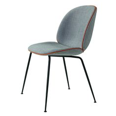 Shop SUITE NY for the Beetle Chair designed by GamFratesi for GUBI and more modern furniture including stackable chairs.