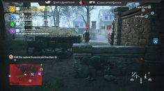 Assassin's Creed Unity - Co-Op Assassination - Les Enrages - That cut of...