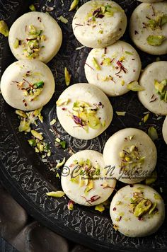 Malai peda is delicious Indian mithai served in any auspicious occasion Indian Dessert Recipes, Indian Sweets, Indian Snacks, Sweets Recipes, Cooking Recipes, Diwali Recipes, Indian Recipes, Peda Recipe, Diwali Food