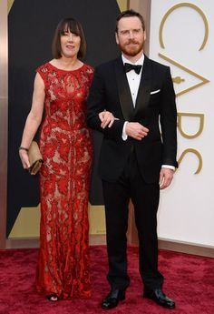 Red Carpet and Mom