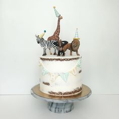 party animal cake smash - party animal cake _ party animal cake topper _ party animal cake first birthdays _ party animal cake smash _ party animal cake ideas _ party animal cake pops _ party animal cake kids Jungle Theme Birthday, Boy First Birthday, First Birthday Cakes, 2nd Birthday Parties, Animal Birthday, Safari Birthday Cakes, Baby Boy Birthday Cake, Birthday Ideas, Safari Party