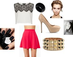 """Untitled #12"" by bianca-styles95 on Polyvore"