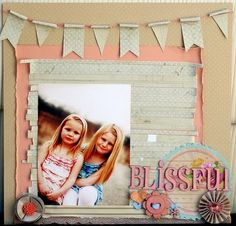 Gorgeous sneak at the April kit from Michelle McCord!