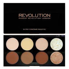Makeup Revolution Ultra Contour Palette  - Click to view a larger image