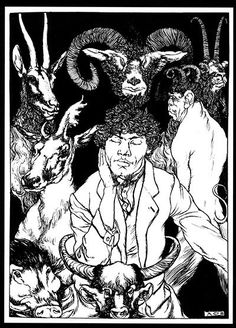 Austin Osman Spare: The man art history left behind – in pictures | Art and design | The Guardian