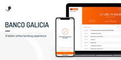 Banco Galicia - Web App Design Case Study | Aerolab  ||  How we helped Banco Galicia engage with their customers by re-designing their whole online banking platform. https://aerolab.co/banco-galicia-online-banking