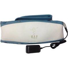 Mua Đai mát-xa thon gon bụng Magic Plus Vibro Slimming Belt 2014 (Trắng) chính hãng, giá tốt tại Lazada.vn, giao hàng tận nơi, với nhiều chương...