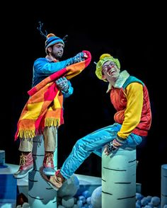 THEATRE REVIEW: Looking for an alternative show for the kids to panto this year? RUDOLF at West Yorkshire Playhouse is now showing... http://www.on-magazine.co.uk/arts/yorkshire-theatre/rudolf-review-west-yorkshire-playhouse/