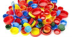 Ne jetez surtout pas les bouchons en plastique, ils sont parfaits pour bricoler!