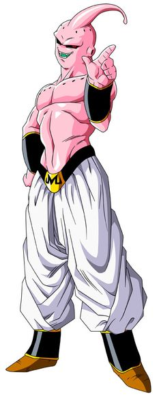 Dragon Ball Z Cosplay -- Super Buu Cosplay Costume Version 01