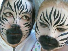 Maquillaje Niños