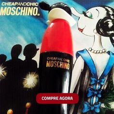 Perfume Moschino CHEAP and CHIC Feminino 100ml MOSCHINO A base é como o melhor sonho: quente, confortável, doce e sensual. #OliviaPalito FRETE GRÁTIS! Aproveite http://www.perfumesimportadosgi.com.br/perfume-moschino-cheap-and-chic-feminino-100ml-moschino