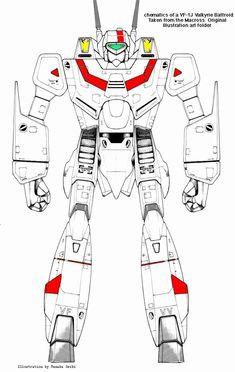 Macross Valkyrie, Robotech Macross, Gundam, Science Fiction, Macross Anime, Mecha Suit, Cartoon Logo, Super Robot, Suit Of Armor