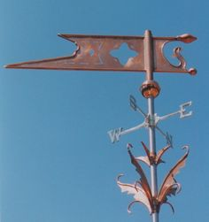 Banner Club Weathervanes by West Coast Weather Vane