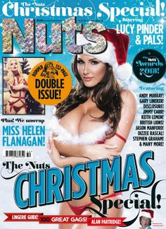Nuts UK - 13 December 2013 (The Uncensored Version) HQ PDF   132 pages   121,00 Mb   EnglishNuts UK dishes out a weekly dose of what all men want – gorgeous girls from top stars to real girls in their underwear, the latest gadgets as they come out, hot sports cars, up-to-date sports news, a man's TV guide and hilarious features. Nuts Magazine, the first and biggest men's weekly magazine in the world.