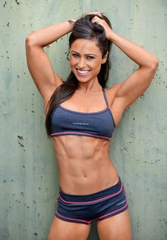 http://stunnish.com for more cute fitness girls!