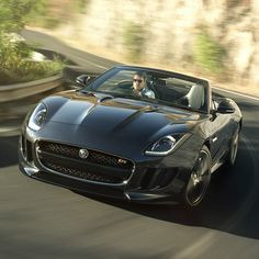 Jaguar F-TYPE.  My dream car.....