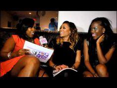 Love & Hip Hop's own MIMI FAUST & EBONY ONASSIS BKS1 Radio & The Movement Magazine BEFORE THE SEX TAPE