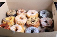 Dynamo Donuts | Kirbie's Cravings | A San Diego food blog