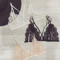 ea75fc2219a underwear lace bralette bralette bikini top fashion see through bralette  lace bra bra mesh bra white