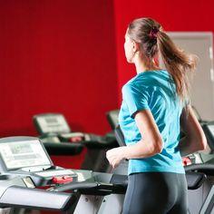 treadmill running vs. street running!!