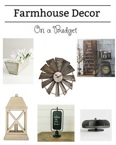 Farmhouse Decor On A Budget - You are able to alter the decor each season by simply altering the quilts that you display. When you have a neutral deco...
