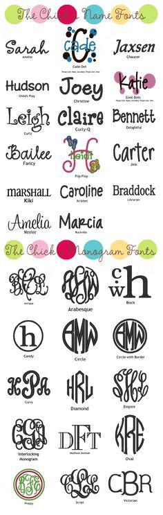 idea, stuff, crafti, desktop wallpapers, monogram fonts, monogram style, diy, monograms, design