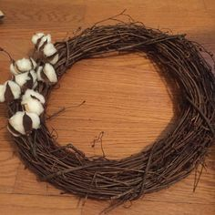 cotton wreath 03