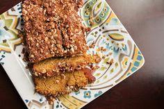 She Learns As She Goes: Pamela's Gluten-Free Pumpkin Hazelnut Loaf