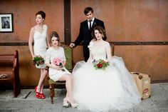 Vintage Glamour Wedding Inspiration Shoot Part Two