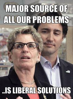 Hey Wynne-Trudeau, we have figured it all out #onpoli #canpoli
