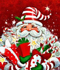 Любимое новогоднее и не только от Janet Stever!