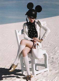 Jeremy Scott - Elle Magazine